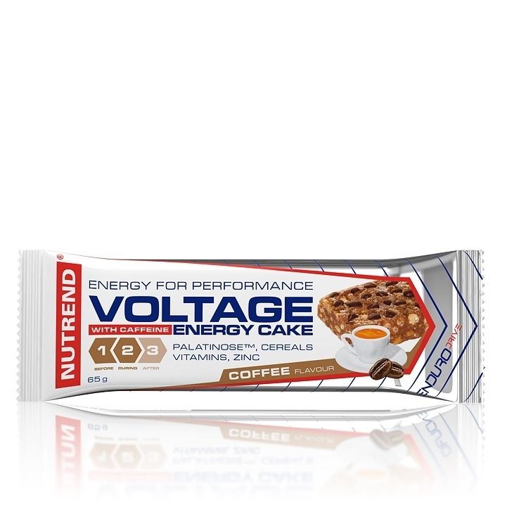 VOLTAGE ENERGY CAKE  65g, mix chutí