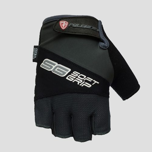 Rukavice Polednik SOFT GRIP, šedá, vel. XL